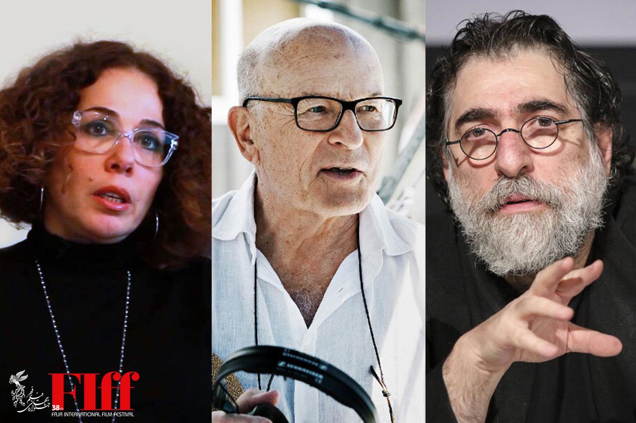 Volker Schlondorff, Zeynep Atakan, Fardin Khalatbari Workshops