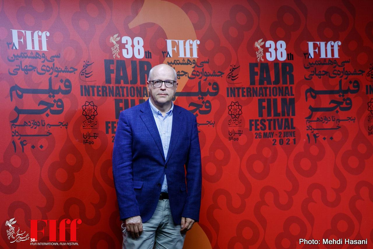Ambassador Keijo Norvanto Calls for Finland-Iran Cooperation in Cinema