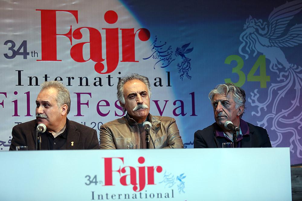 فایل صوتی کامل نشست خبری جشنواره جهانی فیلم فجر