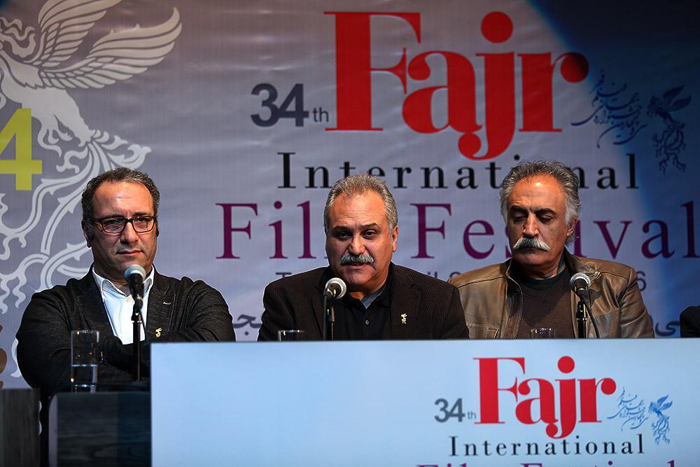 همه آنچه در نشست خبری سیوچهارمین جشنواره جهانی فیلم فجر گذشت