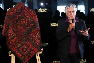 گزارش تصویری نشست خبری سی و چهارمین جشنواره جهانی فیلم فجر/ ۱
