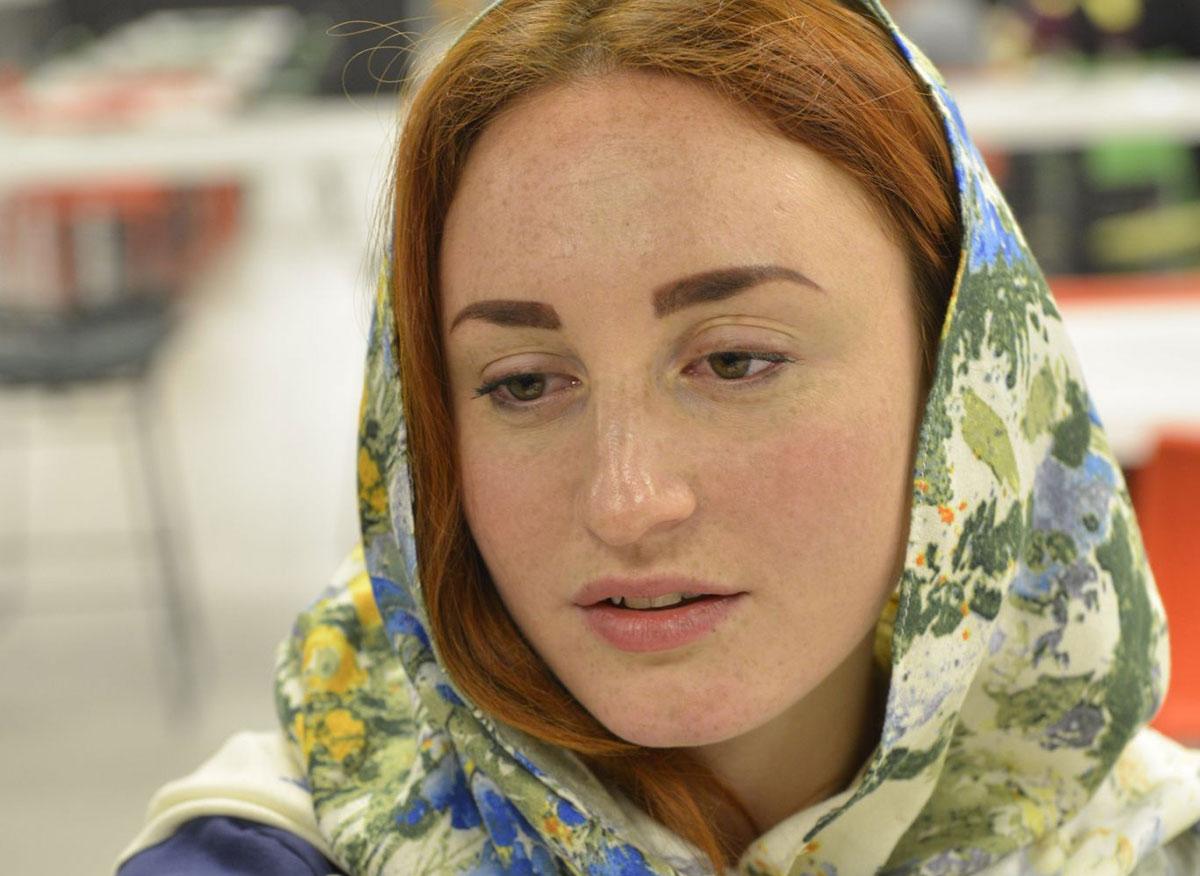 دلم میخواهد در فیلمی ایرانی بازی کنم/ از دیدن کاخ گلستان هیجانزده شدم