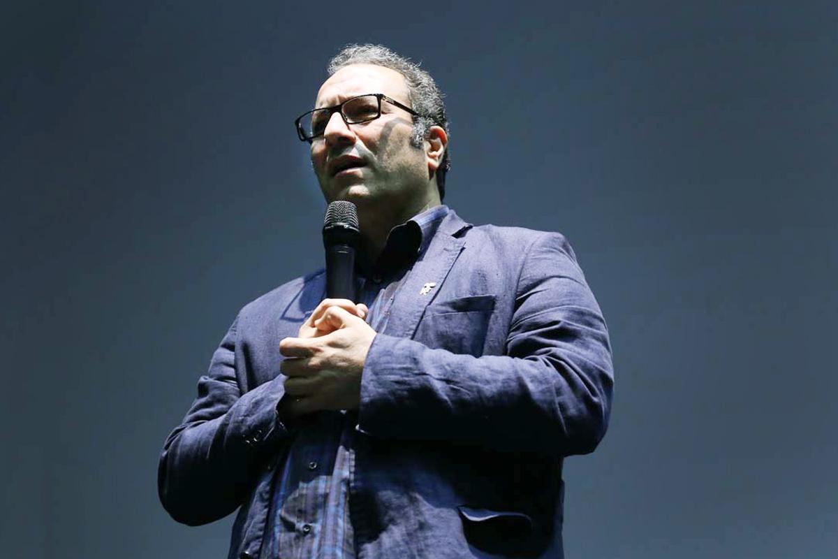 خیر مقدم دبیر جشنواره جهانی فیلم فجر به اهالی رسانه/ از انتقادها نمیترسیم