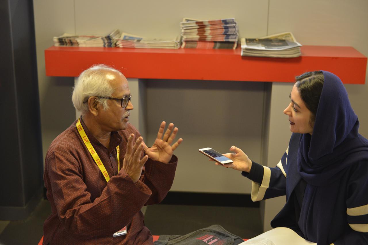 جشنواره جهانی فیلم فجر، فرصتی برای کشف سینمای ایران است
