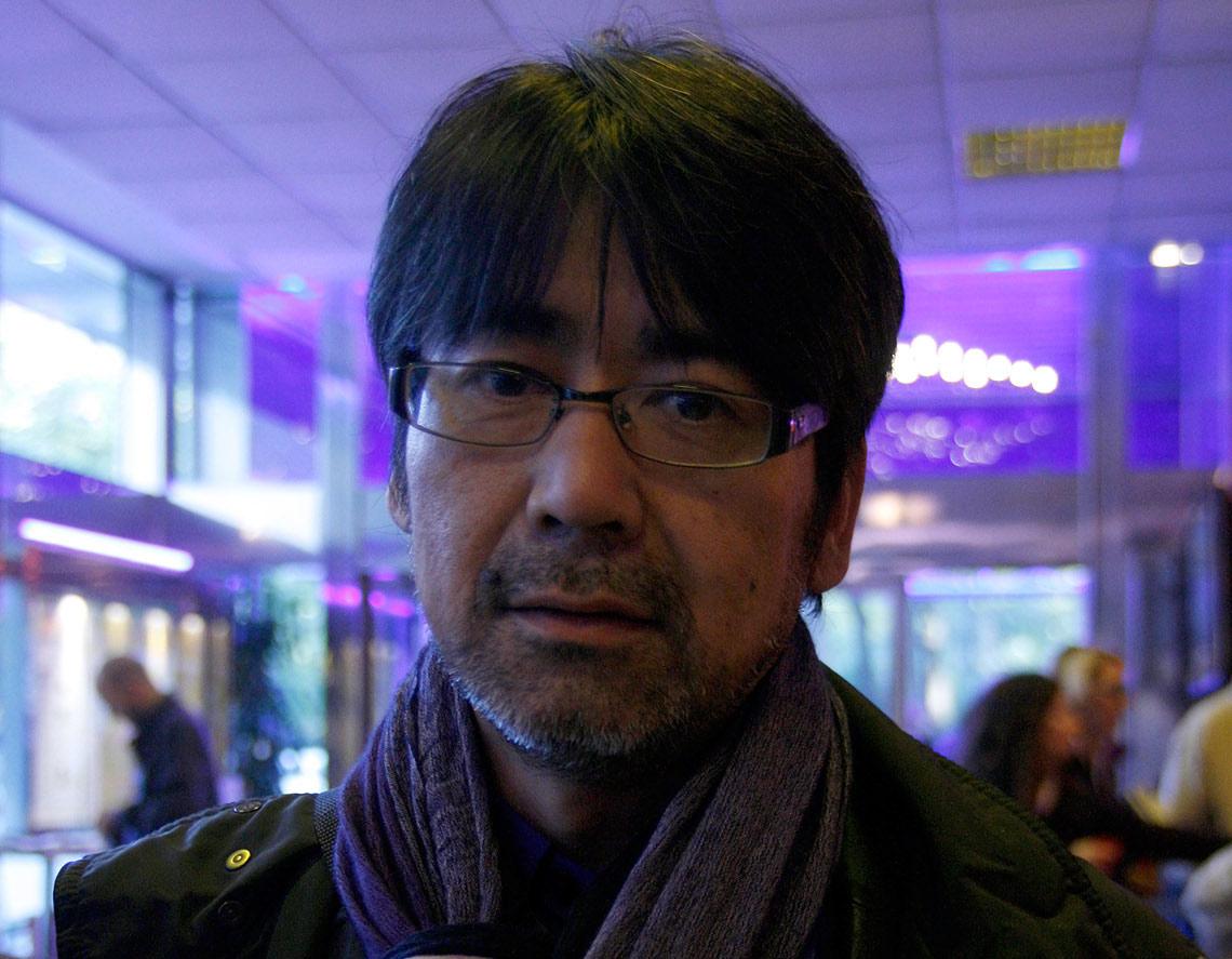 سینماگر ژاپنی به دارالفنون میآید