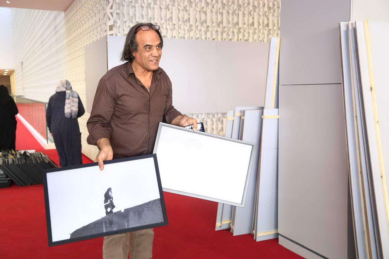 گزارش تصویری مقدمات برگزاری جشنواره جهانی فیلم فجر در پردیس چارسو