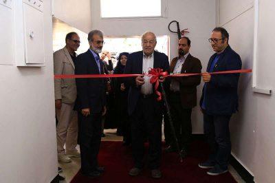 گزارش تصویری بازگشایی سالن شهید فلاحتپور دانشکده سینما تئاتر