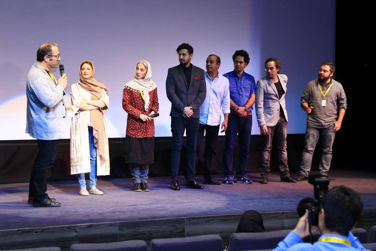 استقبال از اکران «اروند» در سومین روز جشنواره
