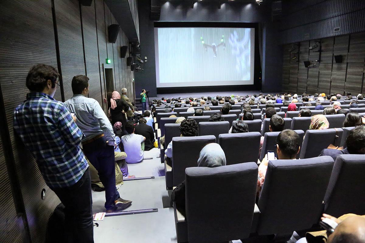 نمایش فیلمهای منتخب در سکانس پایانی جشنواره جهانی فجر