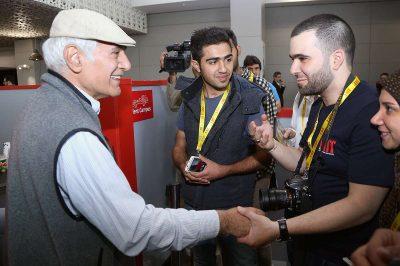 گزارش تصویری حاشیههای روز دوم جشنواره جهانی فیلم فجر/ ۱
