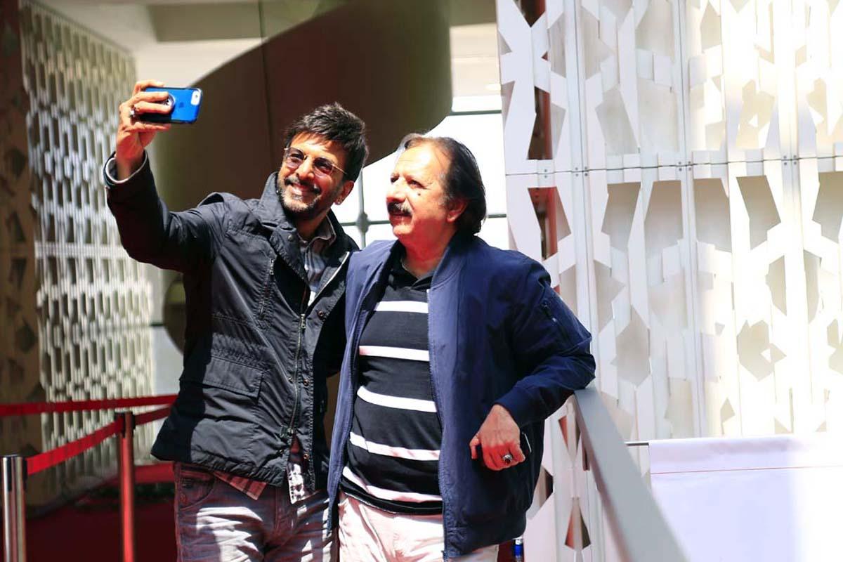 گزارش تصویری حاشیههای کاخ جشنواره جهانی فیلم فجر/۲