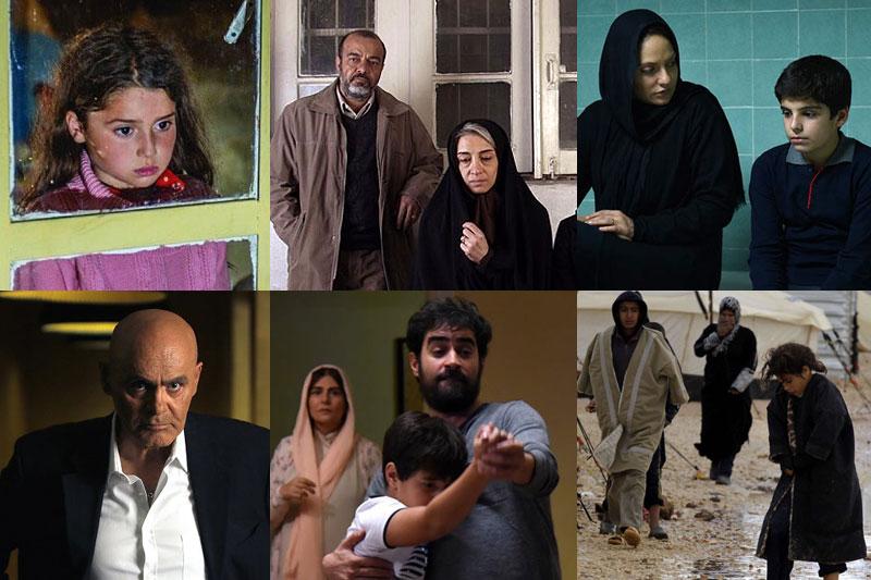 آشنایی با فیلمهای ایرانی حاضر در جشنواره سیوچهارم