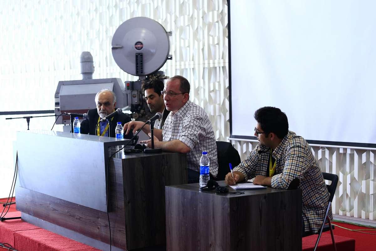 گزارش تصویری ورکشاپ گیوم دوسی در کاخ جشنواره
