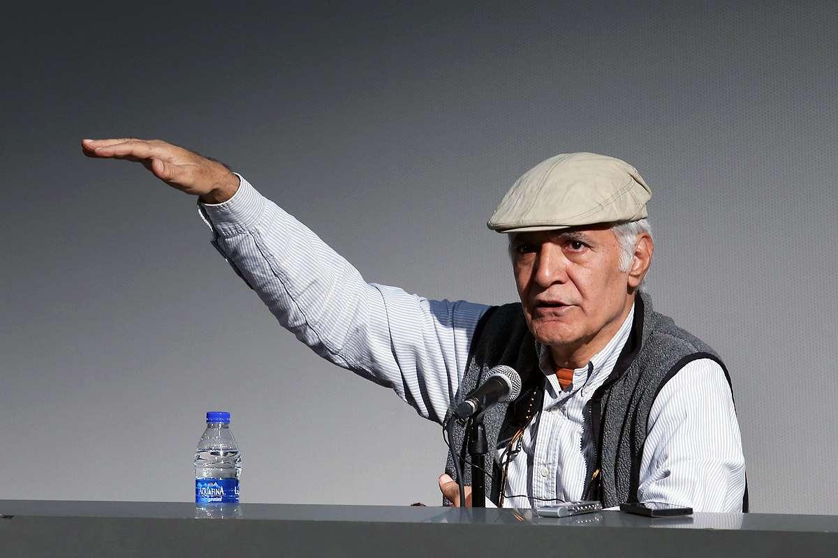 گزارش تصویری کارگاه محمود کلاری در بخش دارالفنون جشنواره