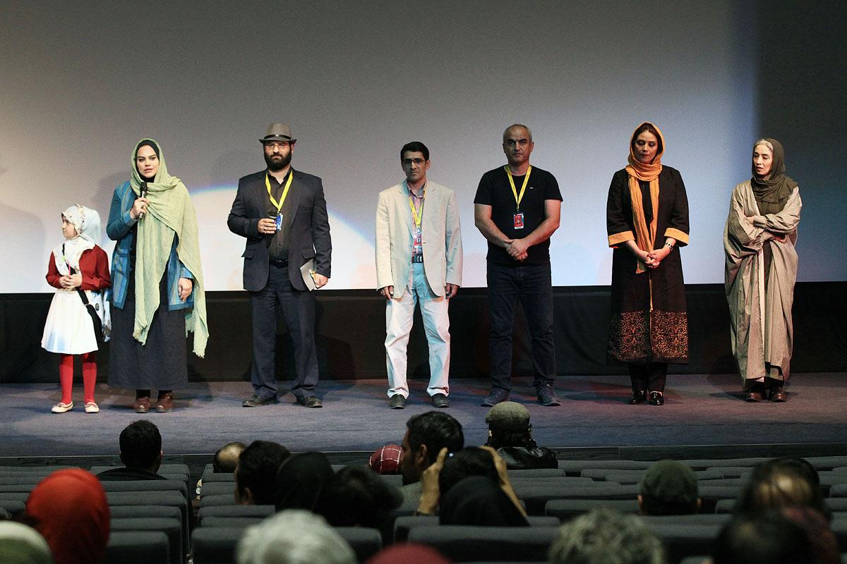 مهمانان ویژه در اکران «نفس»/ بومی بودن فیلم برای مخاطب جهانی جذاب است