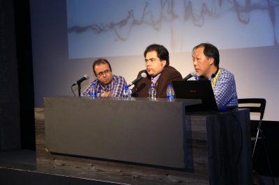 گزارش تصویری ورکشاپ آقای سانگ در کاخ جشنواره