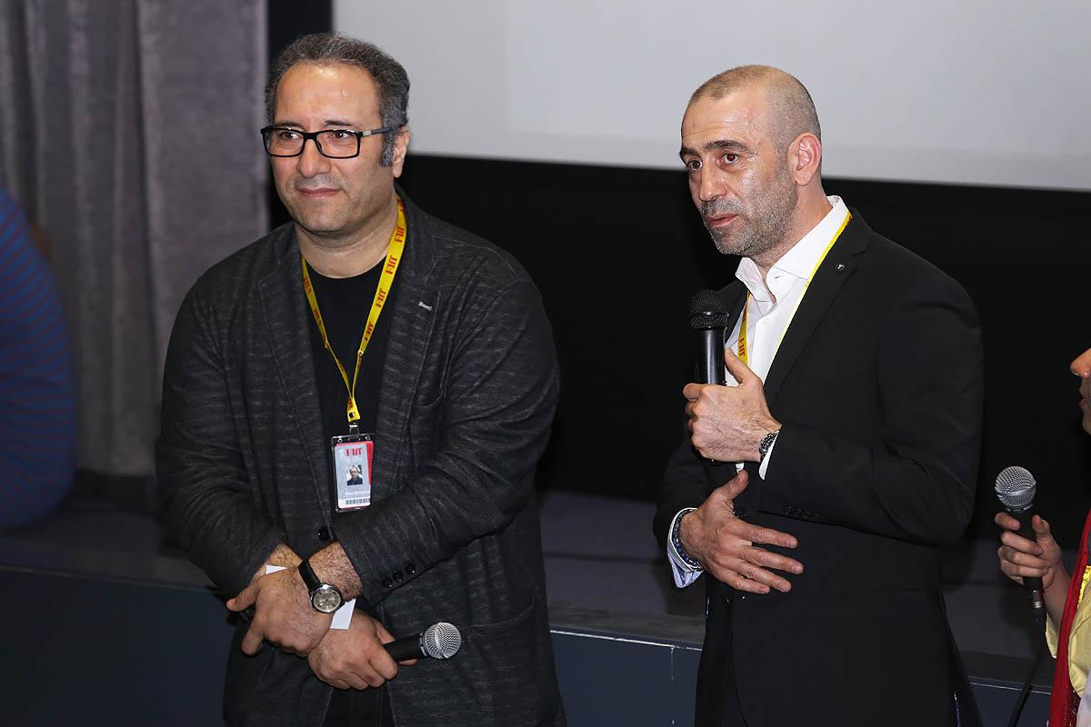 عکسهای نمایش فیلم «ژانویه خونین» در کاخ جشنواره
