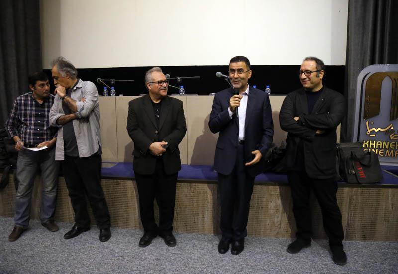 ایوبی: حضور داوطلبان نقطه قوت جشنواره جهانی فیلم فجر است/ میرکریمی: سعی میکنیم هر سال بهتر شویم