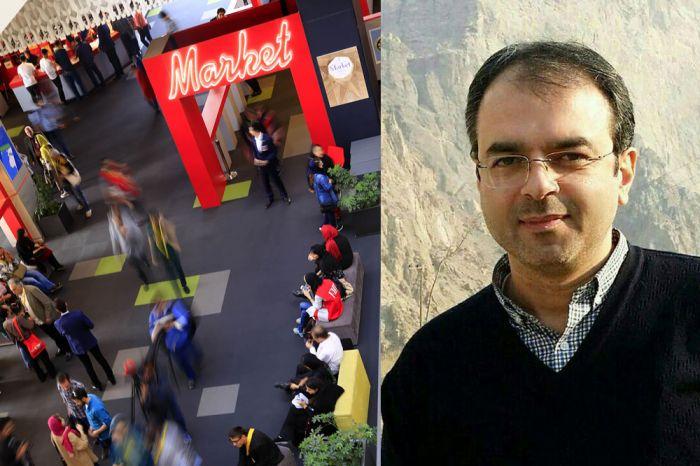 حضور ۵۳ شرکت بینالمللی در بازار فیلم سی و پنجمین جشنواره جهانی فیلم فجر