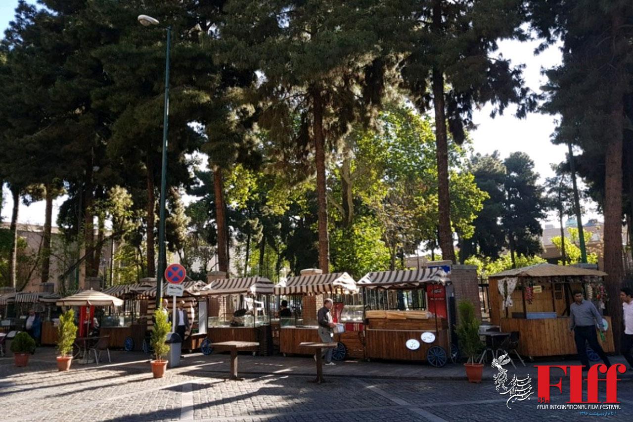 تور خیابانگردی «سیتیر» ویژه جشنواره جهانی فیلم فجر