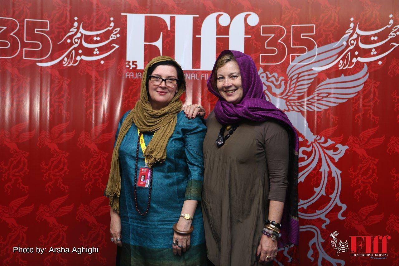 داور نتپک جشنواره جهانی فیلم فجر: فیلمسازان جوان ایرانی صداهای تازه دارند