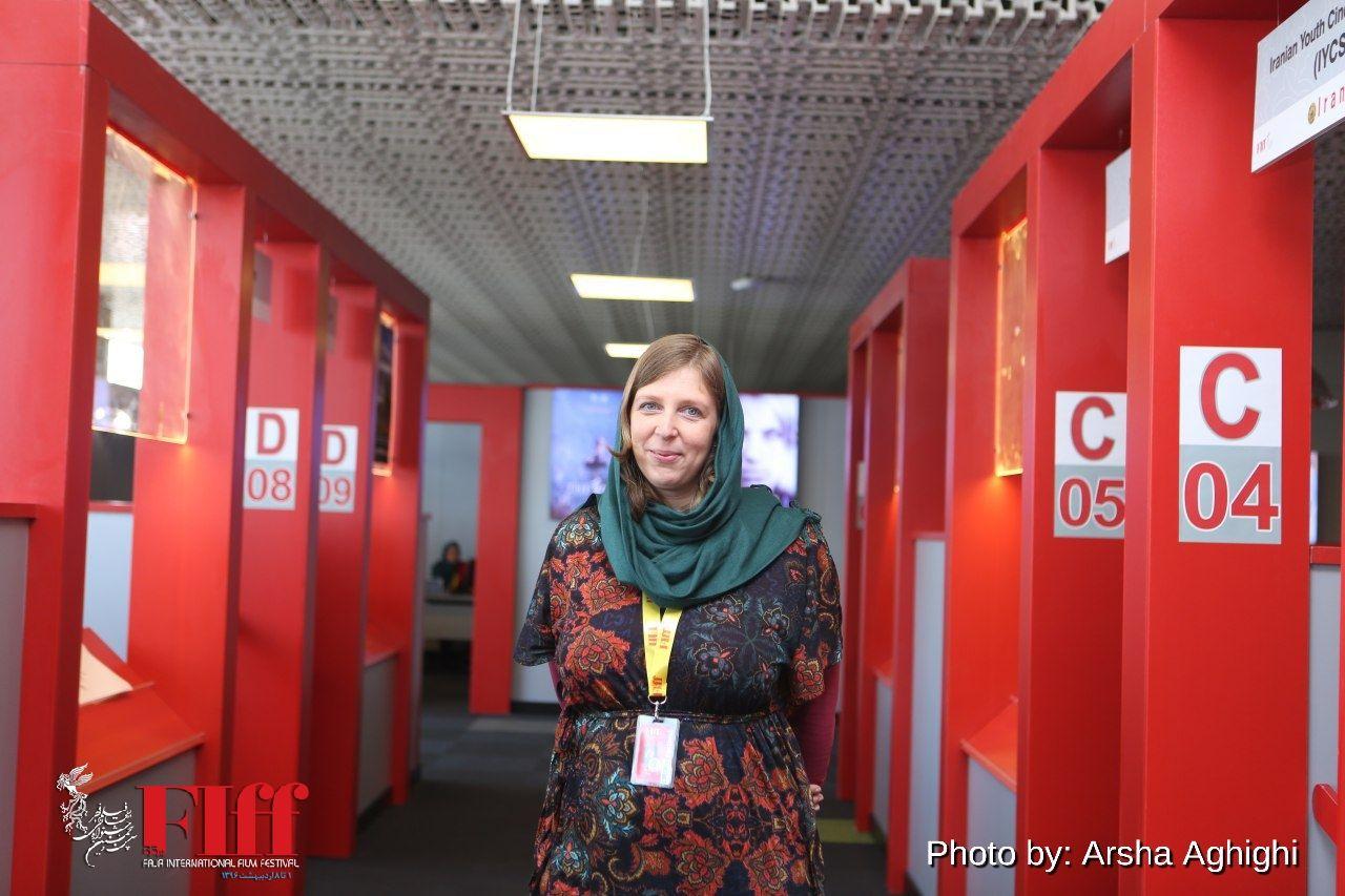 بیانکا تال: دنبال فیلمهای پرماجرا در ایران هستم