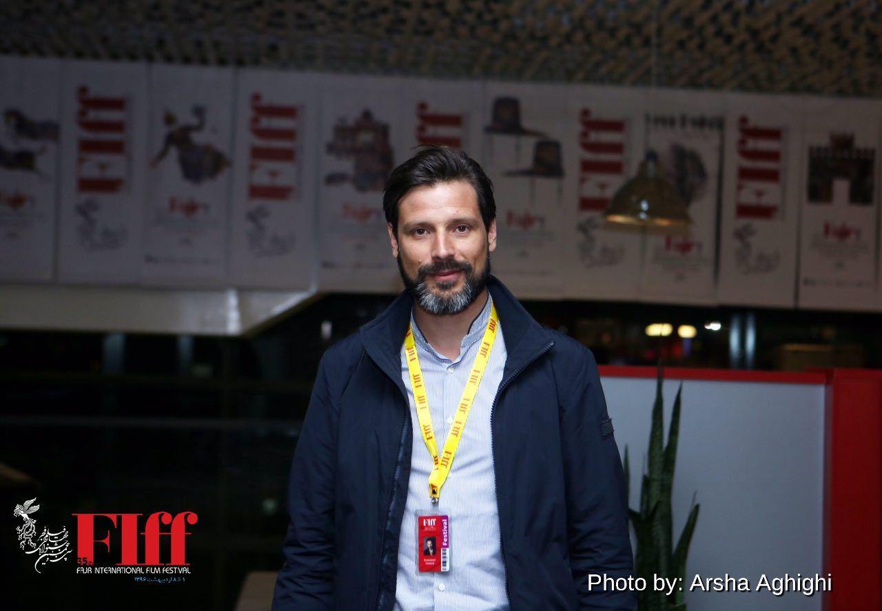 امانوئل کونو: فیلمسازانی جوان ایرانی سعی میکنند کارها را کمی متفاوت انجام دهند