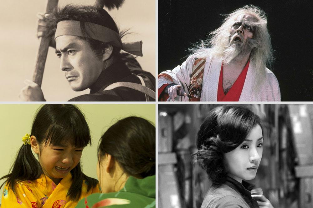 نمایش پنج فیلم ژاپنی در جشنواره جهانی فجر