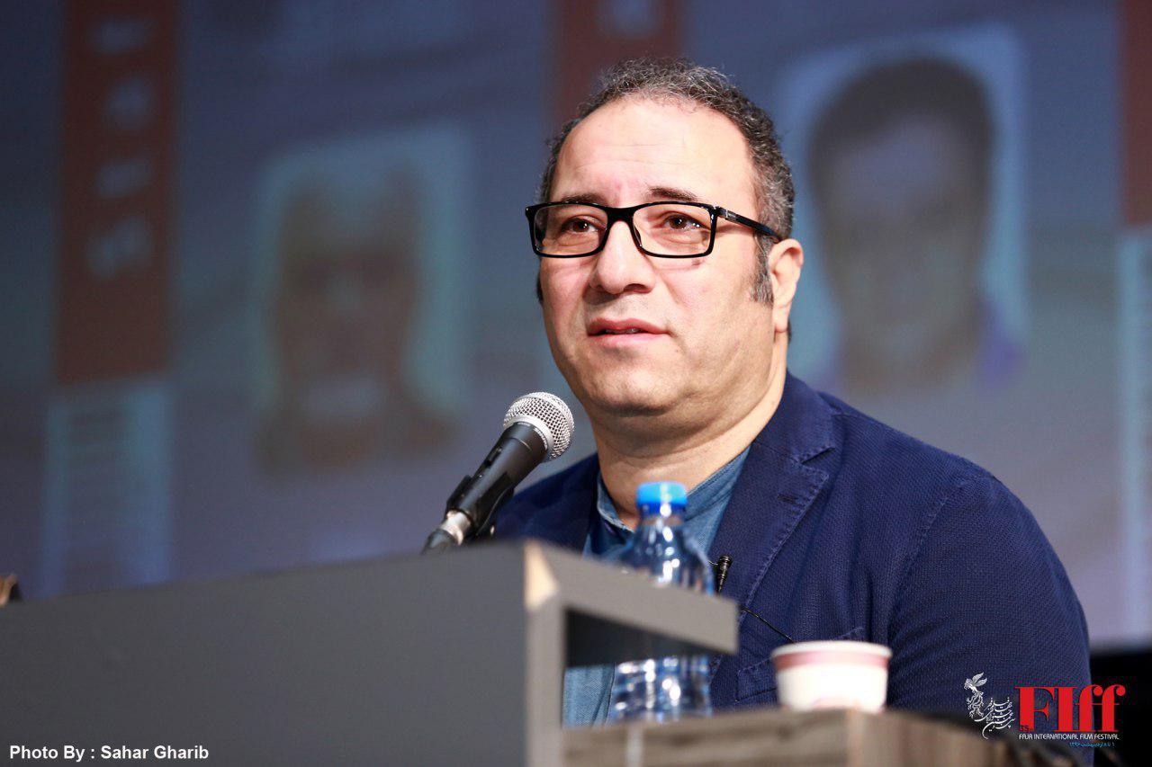 گزارش تصویری نشست خبری سی و پنجمین جشنواره جهانی
