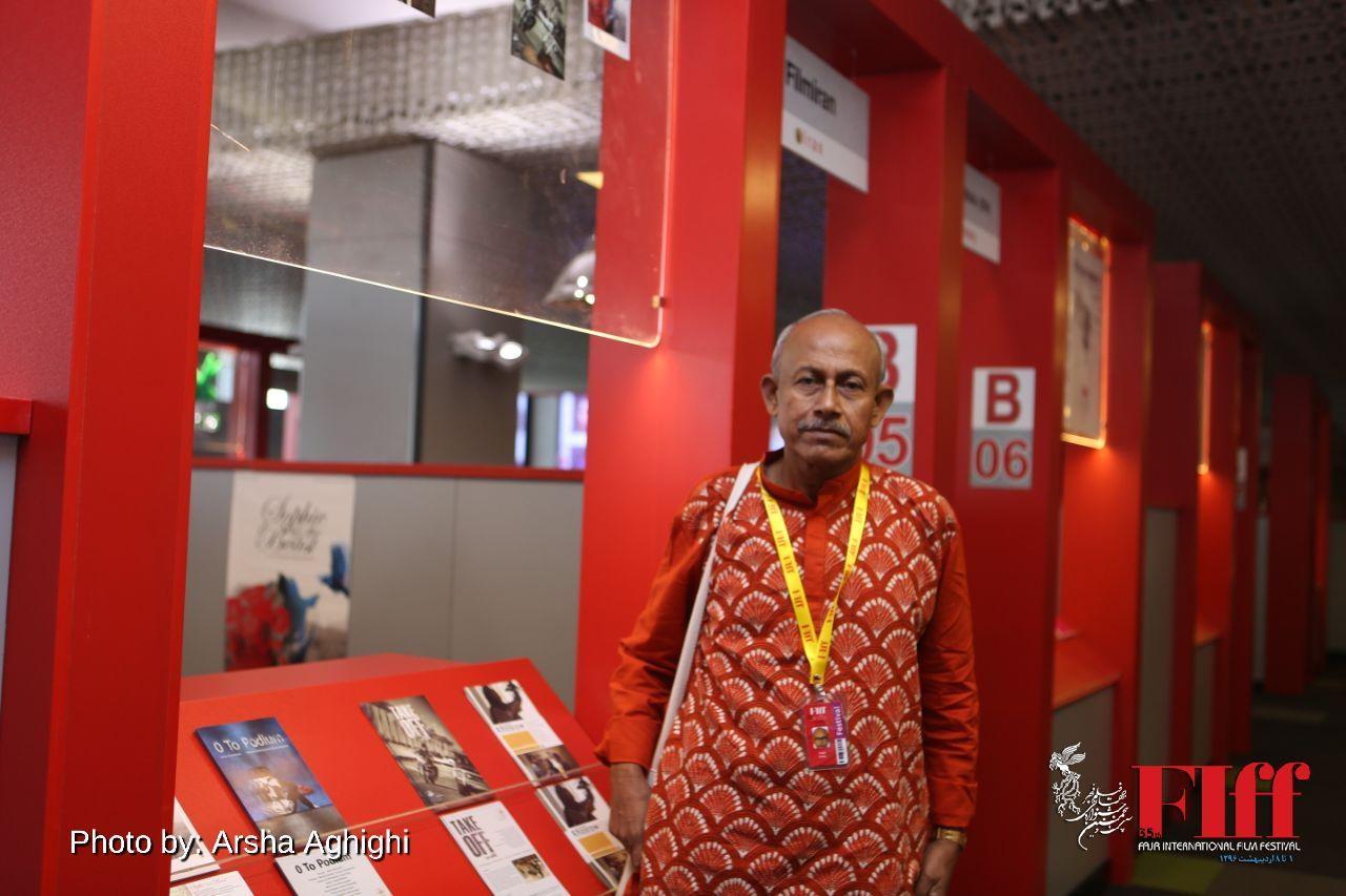 منتقد هندی در جشنواره جهانی فیلم فجر/ ایران و هند باید فیلم مشترک بسازند