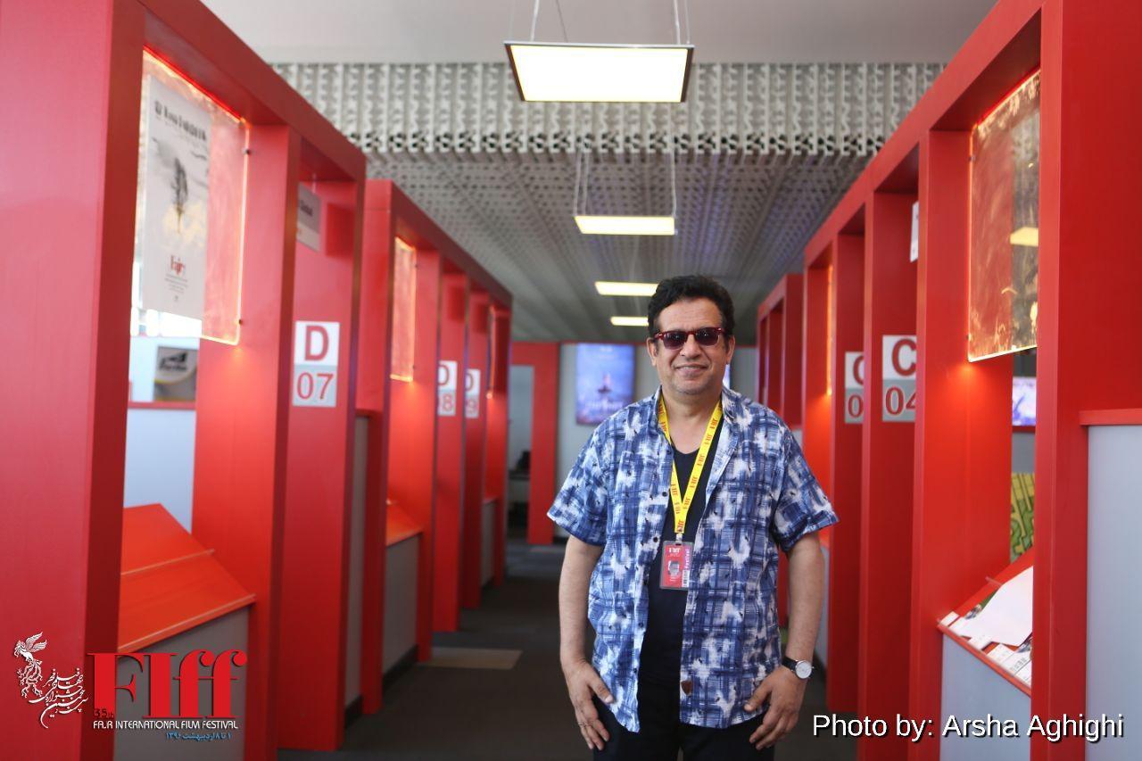 مؤسس جشنواره فیلم بغداد: جداسازی بخش ملی و جهانی جشنواره فجر عاقلانه بود