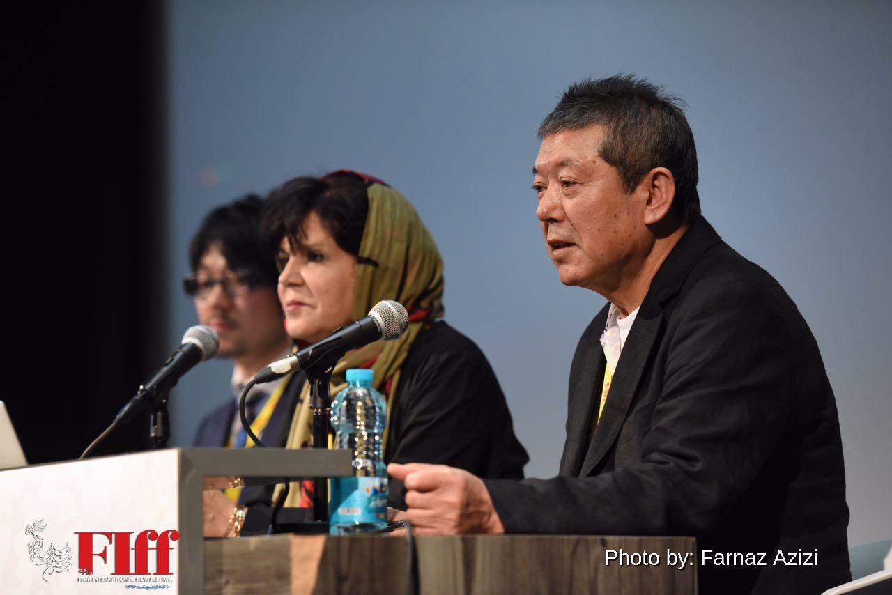 یاناگیجیما: بازیگران ژاپنی از شیوه کارگردانی کیارستمی حیرت زده بودند