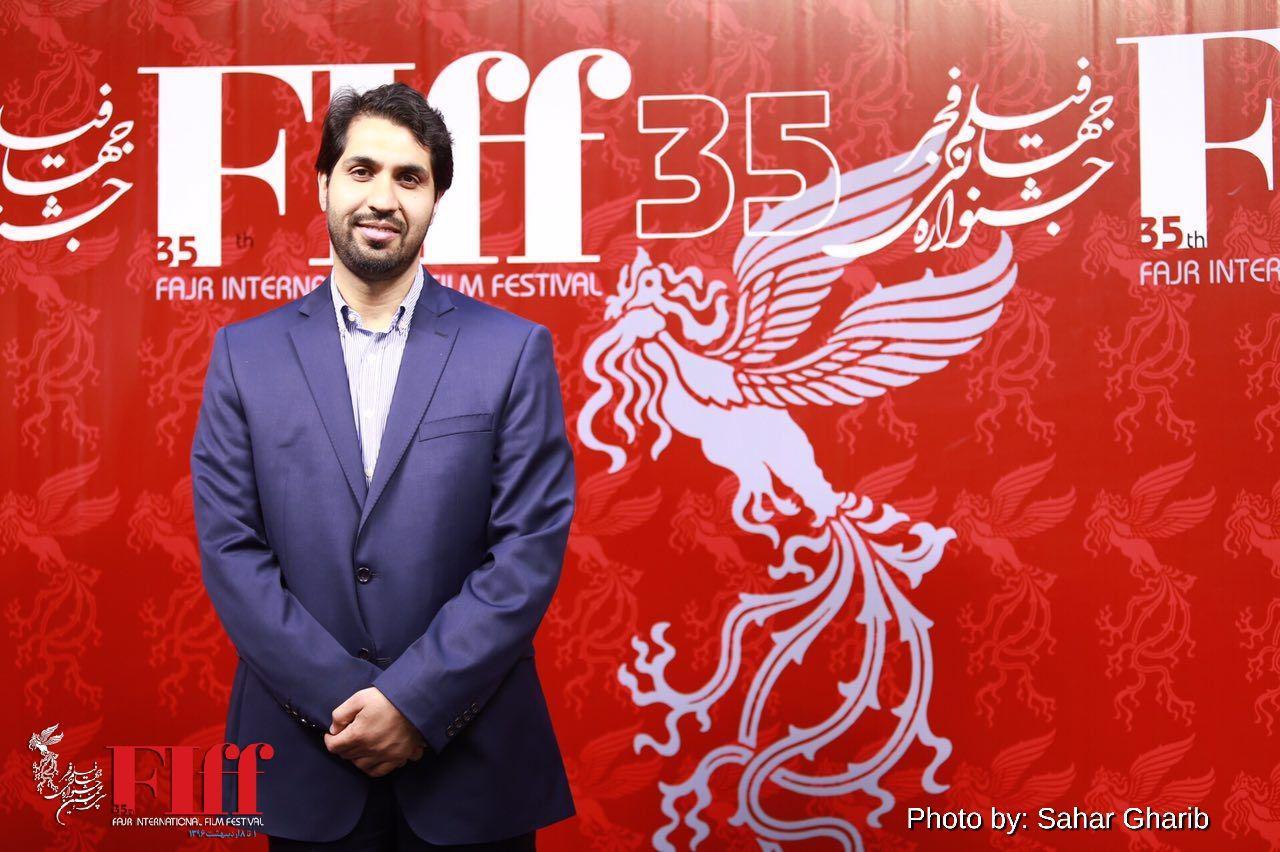 حضور شهردار منطقه ۱۲ در کاخ جشنواره جهانی