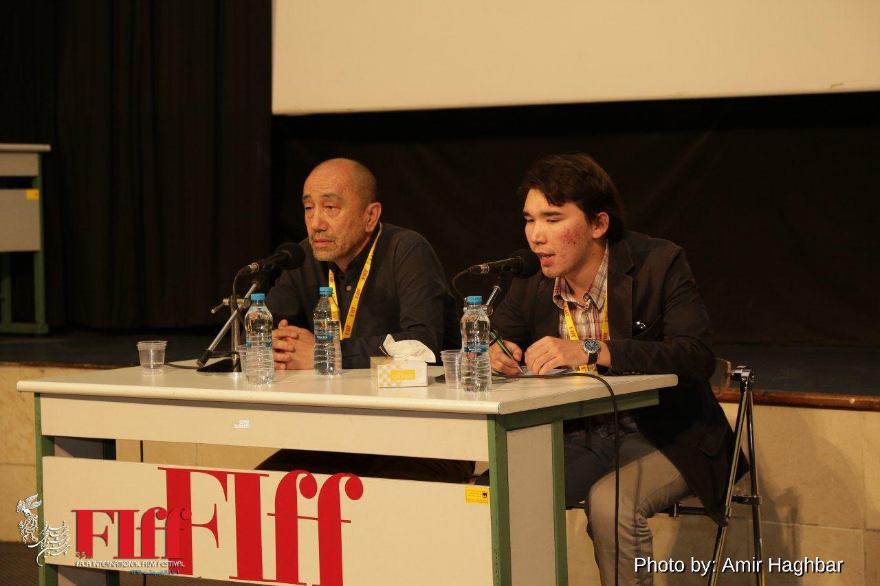 دارژان امیر بایف: قصه و مفهوم برای ساخت فیلم کافی نیست