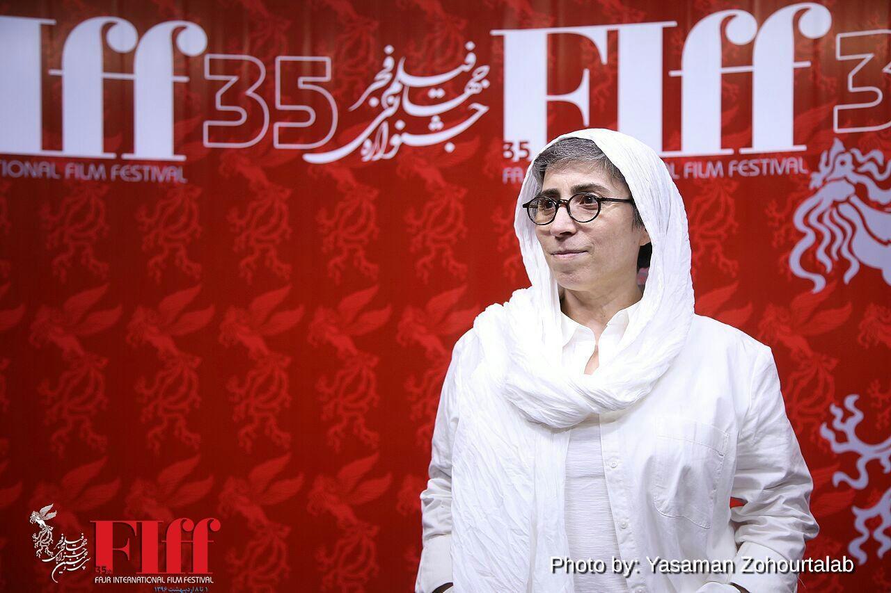 آناهید آباد: آینده درخشان جشنواره جهانی فیلم فجر از حالا مشخص است