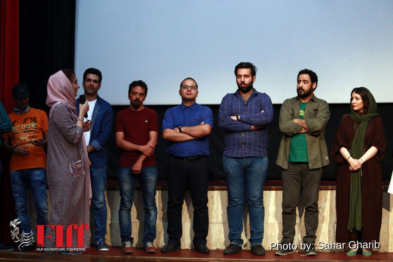 جباری: آینده سینمای ایران در دست جوانهاست