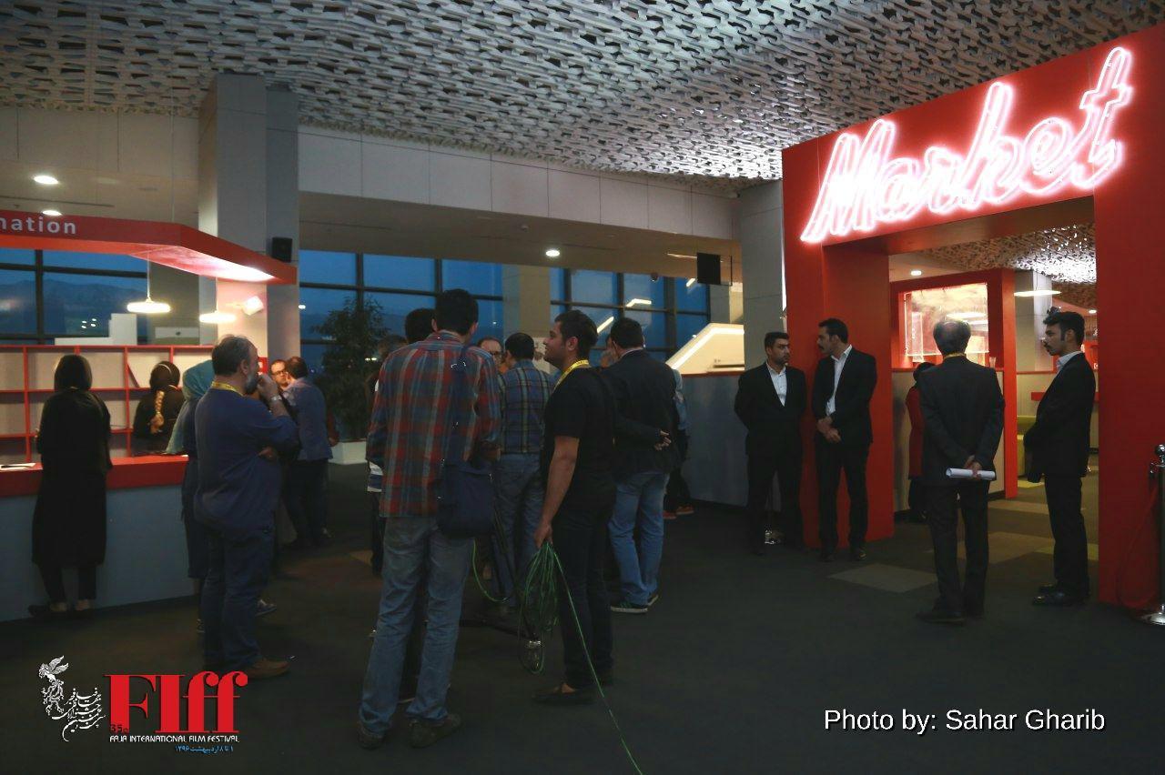 کدام شرکتهای ایرانی در بازار فیلم جشنواره حضور دارند؟
