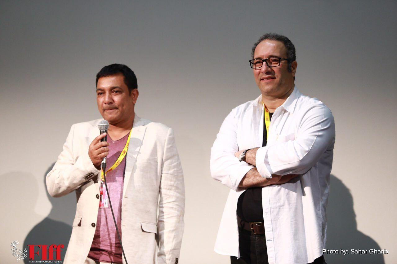 نمایش فیلم «بی نام و نشان» در کاخ جشنواره جهانی