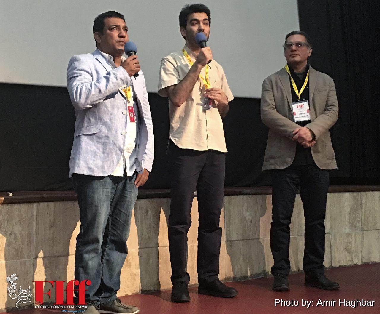 معرفی «بی نام و نشان» در جشنواره جهانی