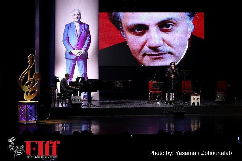 گزارش تصویری آیین نکوداشت علی معلم در تالار وحدت
