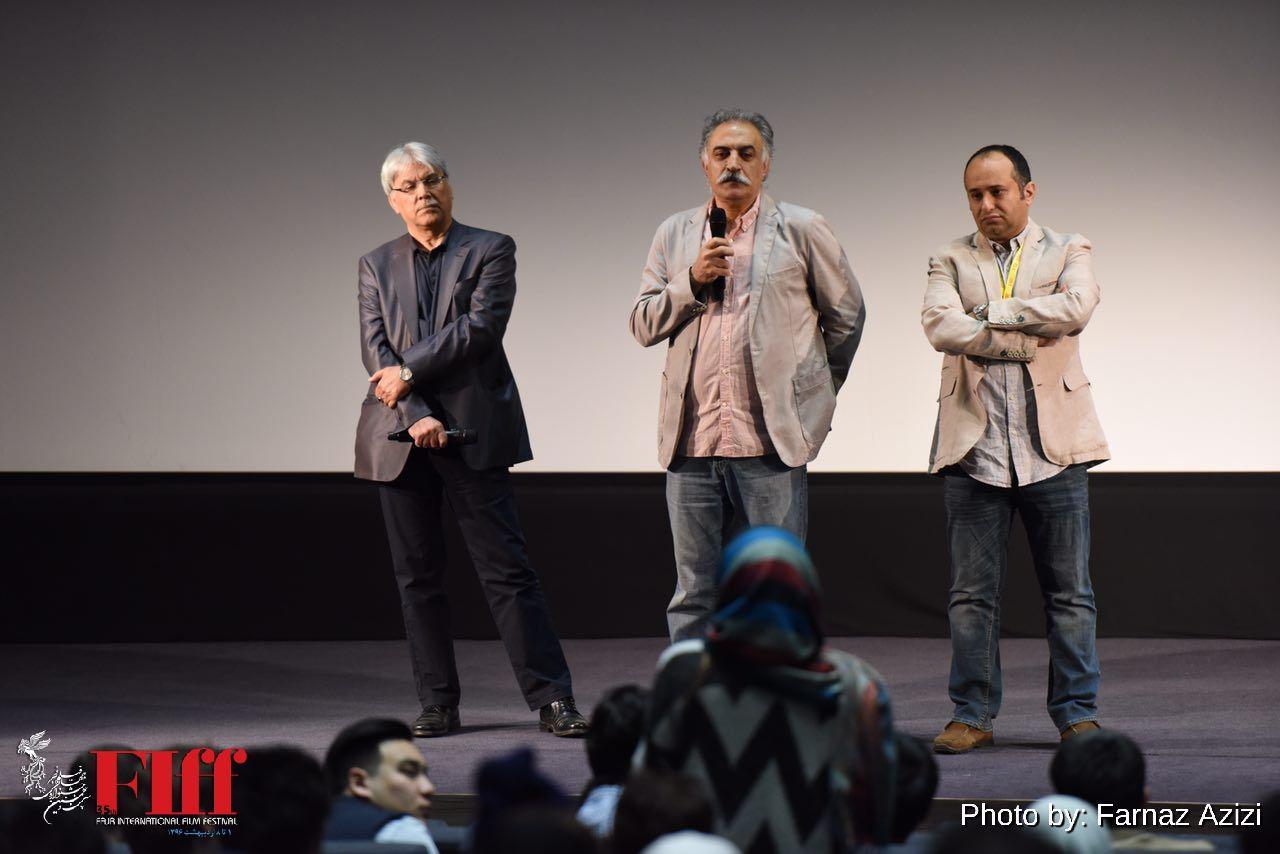 دارالفنون جشنواره جهانی فیلم فجر افتتاح شد