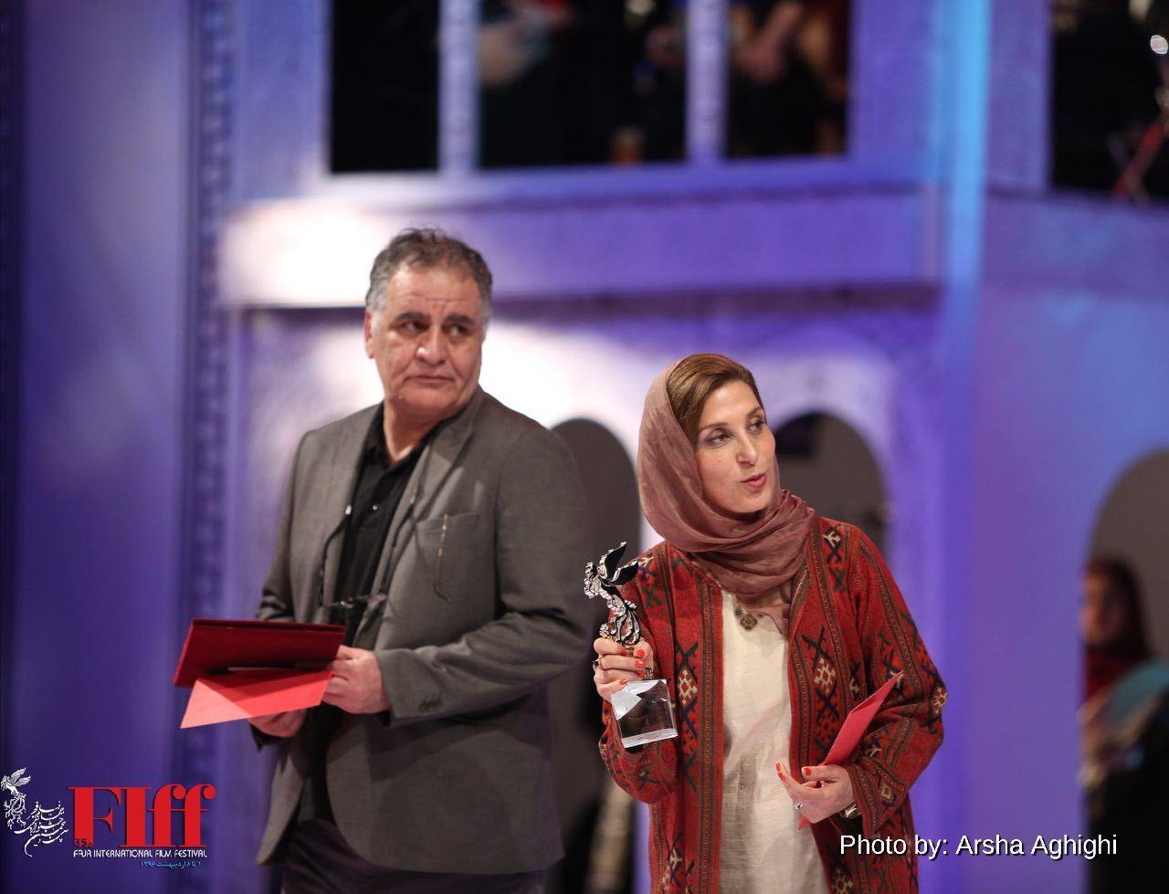 گزارش تصویری اختتامیه سی و پنجمین جشنواره جهانی فیلم فجر / ۱