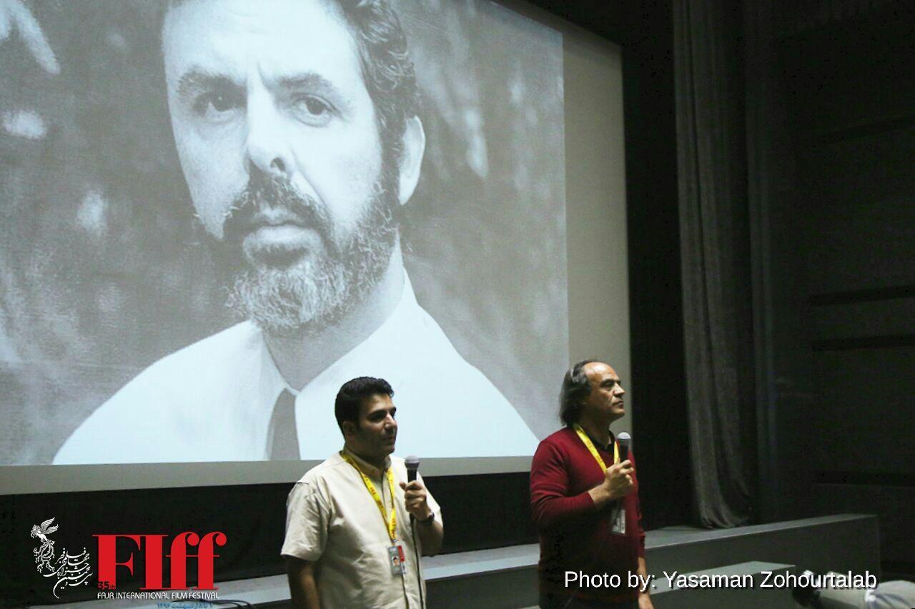 استقبال از نمایش نسخه مرمت شده «یک اتفاق ساده» در جشنواره جهانی