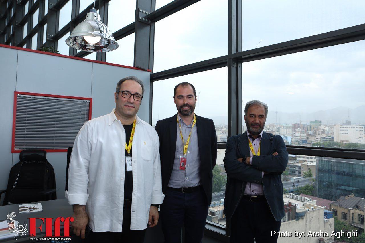 دیدار نماینده فیاپف با دبیر جشنواره جهانی فیلم فجر