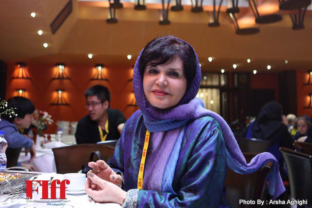 شهره گلپریان: با سینما میتوانیم واقعیتهای ایران را به جهانیان معرفی کنیم