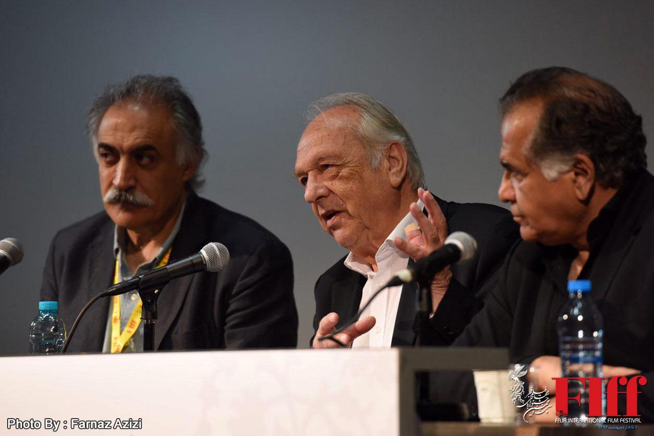 هایدوشکا: سینما تمام زندگیتان را خواهد گرفت