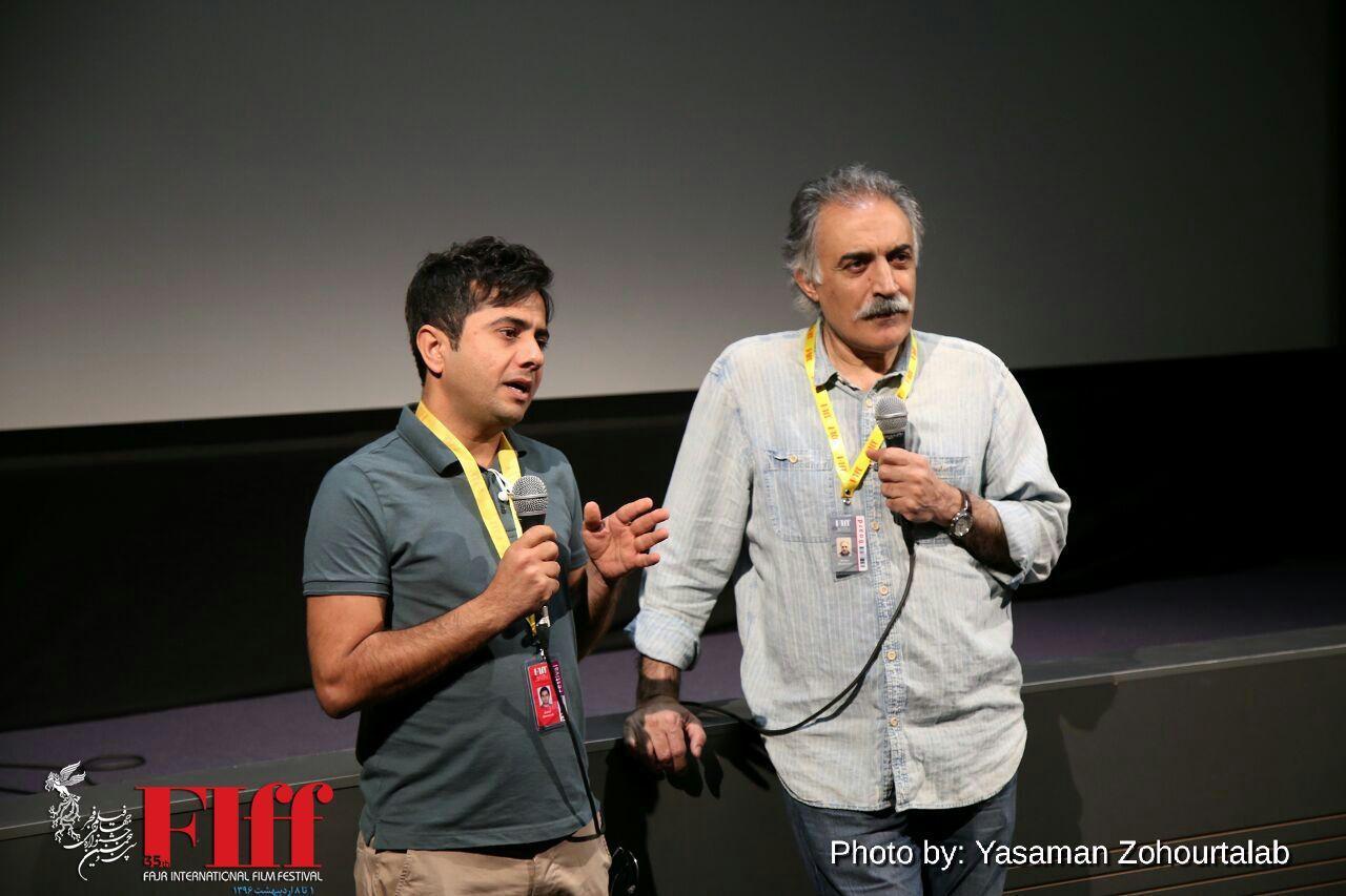 نمایش مستند «همجا» در کاخ جشنواره جهانی