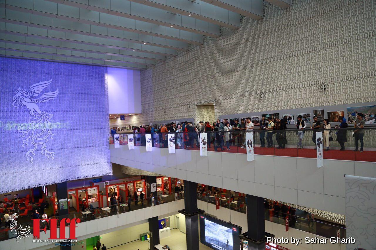 گزارش تصویری حواشی روز پنجم جشنواره جهانی