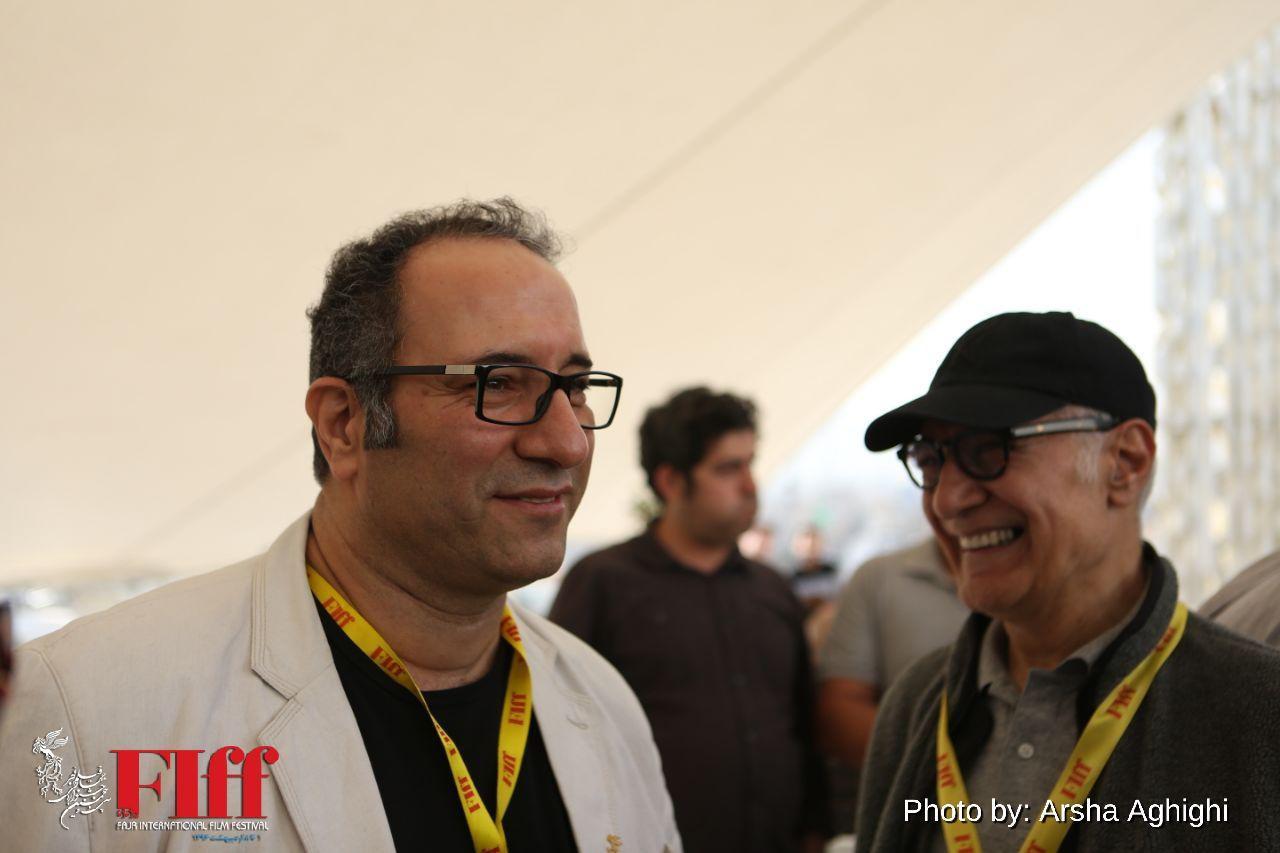 گزارش تصویری حواشی روز دوم جشنواره جهانی / ۲