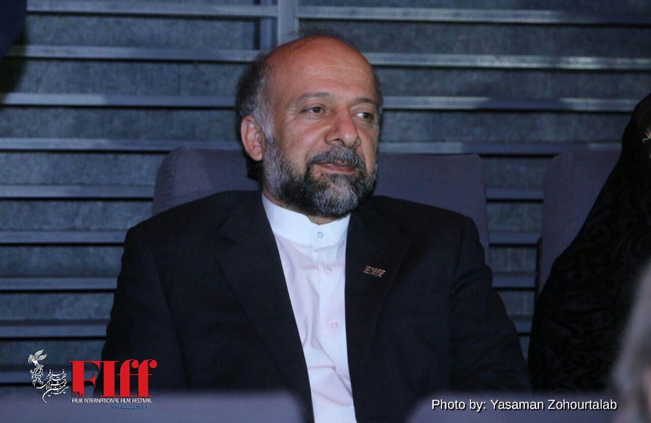 باحضور رئیس سازمان سینمایی بخش «زیتونهای زخمی» جشنواره جهانی گشایش یافت